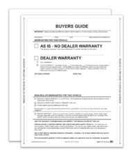 Buyers Guides 4 side seal 8252-nl