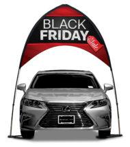 Black Friday Arch Banner Kit
