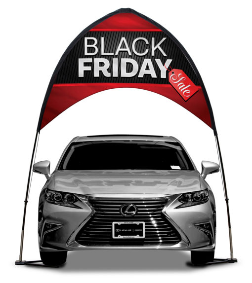 Black Friday Arch Banner Kit
