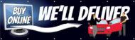 Buy Online We'll Deliver 10 Foot Banner