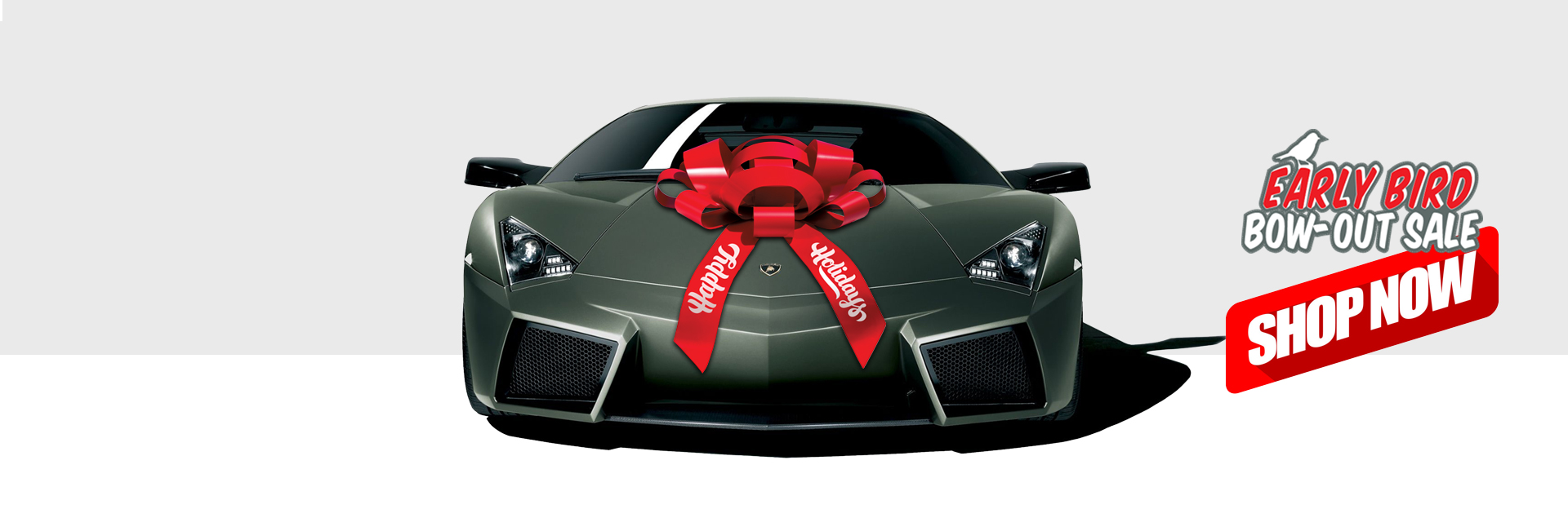 Holiday Car Bows